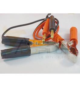 Cordon de charge batterie pb 18AWG