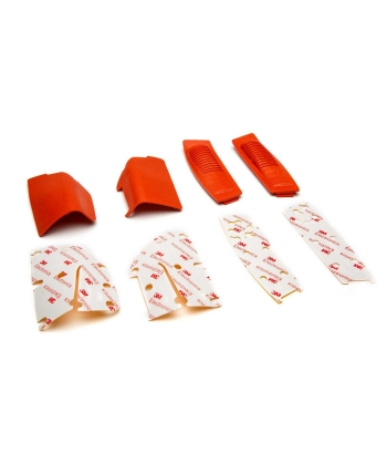 SPEKTRUM orange grip set...