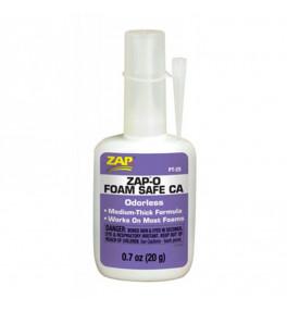 ZAP-O foam safe ca  20gr PT-25