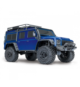 TRAXXAS TRX4 Land Rover...