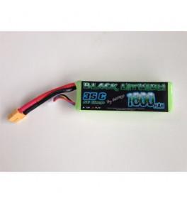 Black Lithium 3S 1800mah 35C