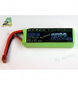 Black Lithium 3S 2500mah 35c