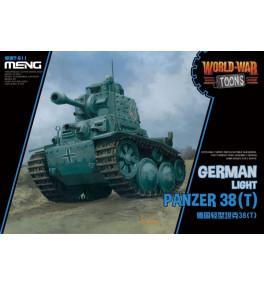 MENG Maquette Char German...