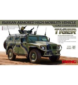 MENG Blindé Russian Armored...