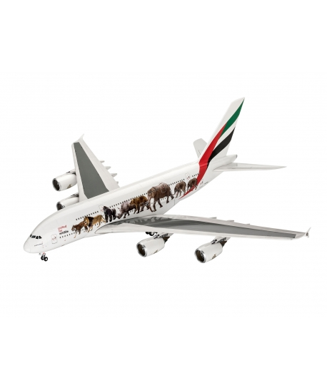 REVELL Airbus Emirates A380-800 1/144 03882