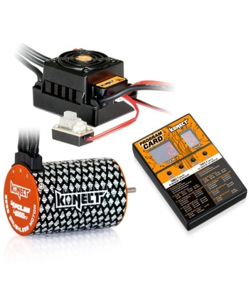 KONECT Combo Brushless 50A...