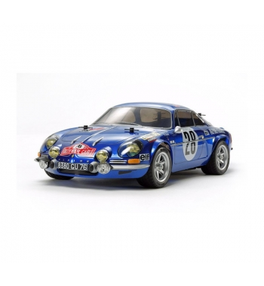 TAMIYA M06 Renault Alpine...