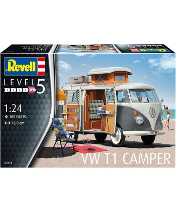 REVELL maquette VW T1...