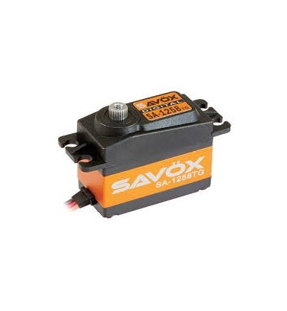 Servo Savox digital 12kg - 0,08s
