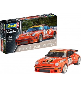 REVELL maquette Porsche 934...