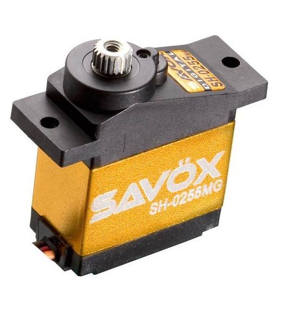 Servo Savox (7,4v-3.9kg-0.13s) SH-0255MG