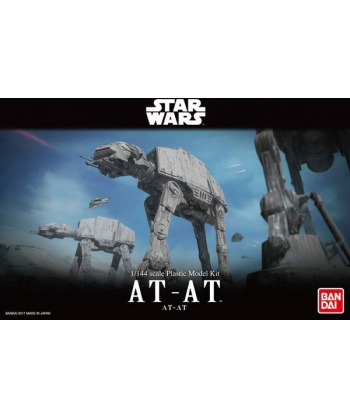BANDAI AT-AT 1/144  01205