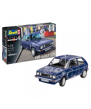 REVELL VW Golf GTI...