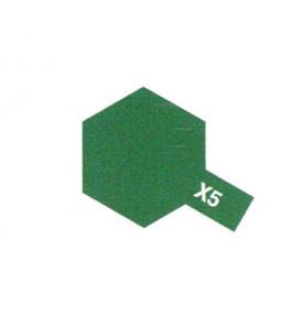 TAMIYA X5 Vert Brillant Pot...