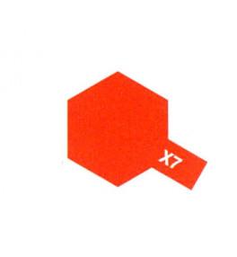 TAMIYA X7 Rouge Brillant...