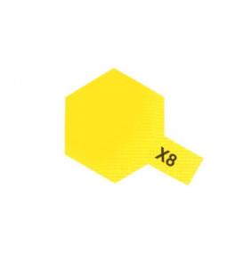 TAMIYA X8 Jaune Citron...