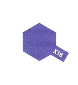 TAMIYA X16 Violet Brillant...