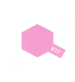 TAMIYA X17 Rose Brillant...