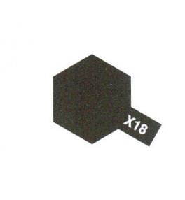 TAMIYA X18 Noir Satiné...