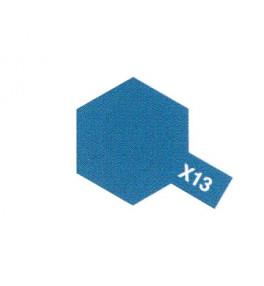 TAMIYA X13 Bleu Métal...