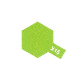 TAMIYA X15 Vert Pâle...