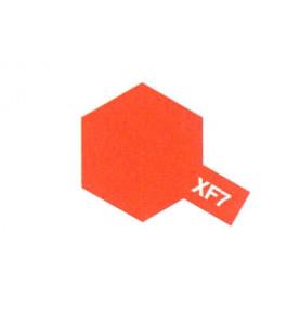 TAMIYA XF7 Rouge Mat Pot De...