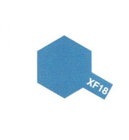 TAMIYA XF18 Bleu Moyen Pot...