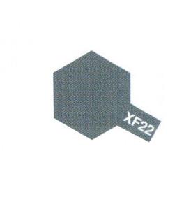 TAMIYA XF22 Gris R.L.M Pot...