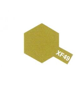 TAMIYA XF49 Kaki Mat Pot De...