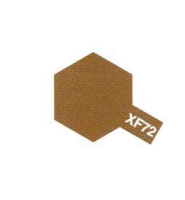 TAMIYA XF72 Brun J.S.D.F...