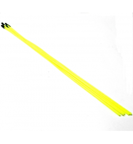 HOBBYTECH tube d'antenne jaune