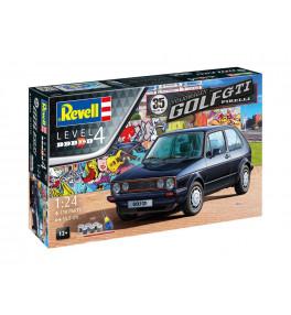 REVELL Golf GTI pirelli 05694