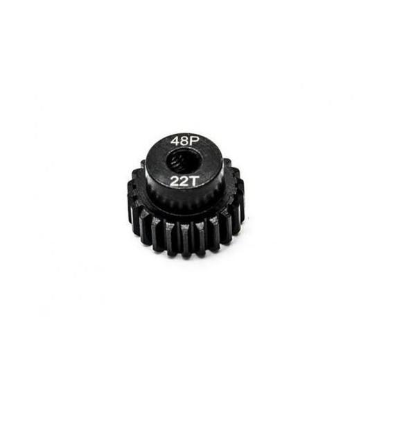 KONECT Pignon moteur 48DP 22 dents dia. 3mm KN-184222