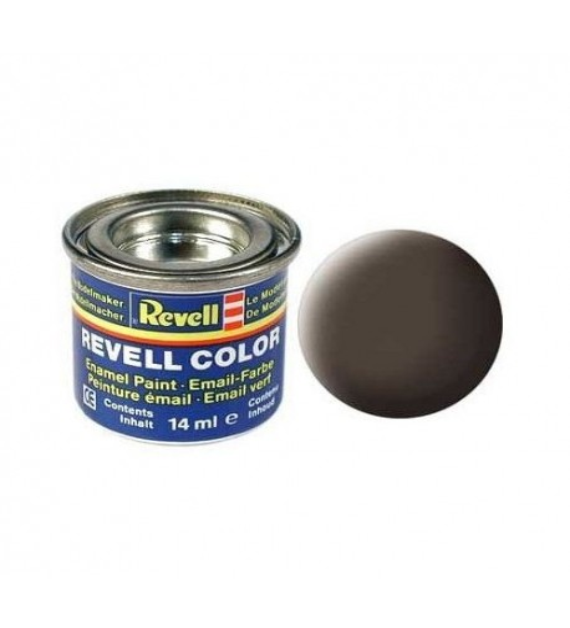 Peinture Revell Brun cuir 84 14ml