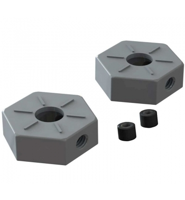 ARRMA hexagone de roues...