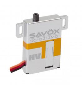 SAVOX servo HV 22grs/5kg...