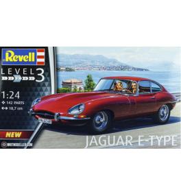 REVELL Jaguar E-Type Coupé...