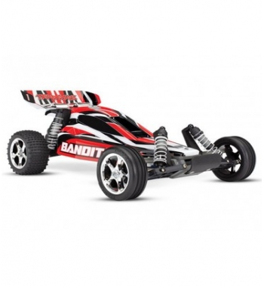 TRAXXAS BANDIT 1/10 2WD...