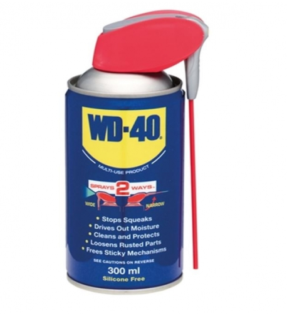 WD40 Lubrifiant sans silicone 300ml WD44593