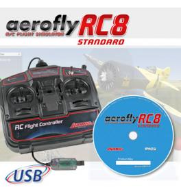 IKARUS AEROFLY RC8...