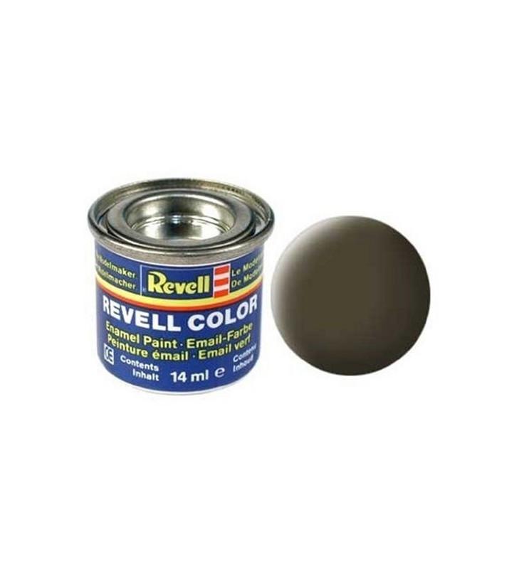 Peinture Revell Vert noir 40  14ml
