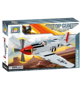 COBI avion brick P-51D...