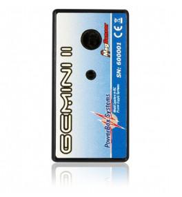 Powerbox Gemini II avec magnet
