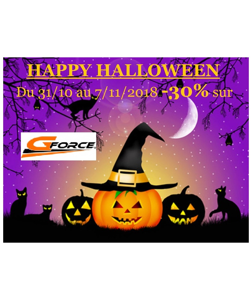 HAPPY HALLOWEEN! -30% sur G-FORCE